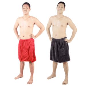 Wrap Towel Microfiber - Pria