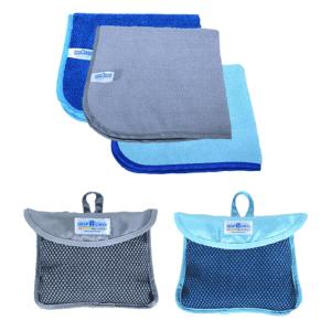 Handuk Travel Microfiber + Bag