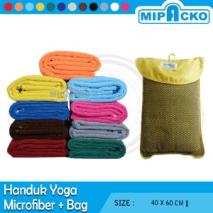 Handuk Yoga Microfiber + Bag 8
