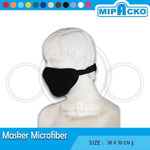 Masker Mipacko Microfiber