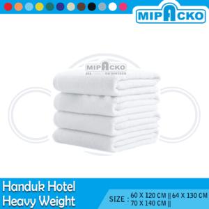 Handuk Hotel Microfiber - Heavy Weight - Small