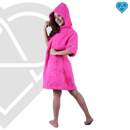 handuk-jaket-dewasa-microfiber-hoodie-tangan-pendek-1