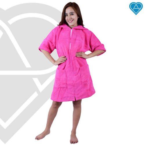 handuk-jaket-dewasa-microfiber-hoodie-tangan-pendek-2