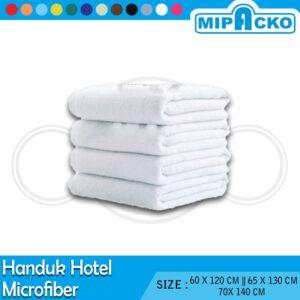Handuk Hotel Microfiber - Flat Loop - Small