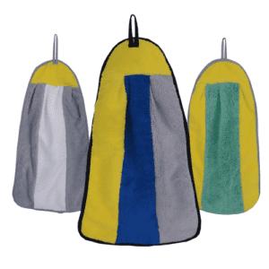 Microfiber Hanging Towel