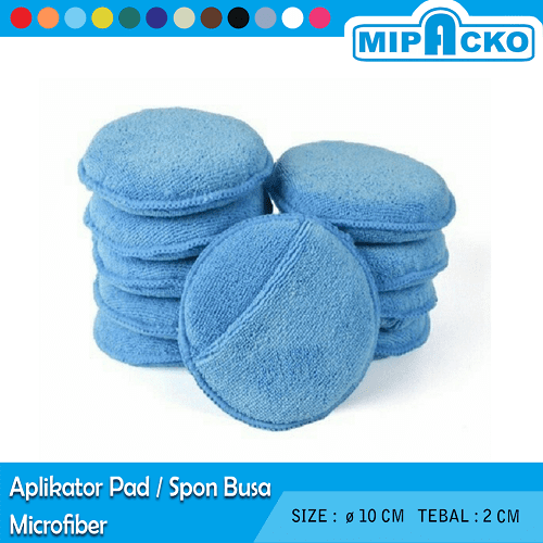 Microfiber Applicator Pad