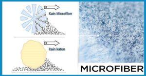 penjelasan microfiber
