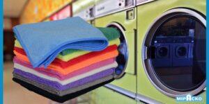 Cara Mencuci Bahan Kain Lap dan Handuk Microfiber